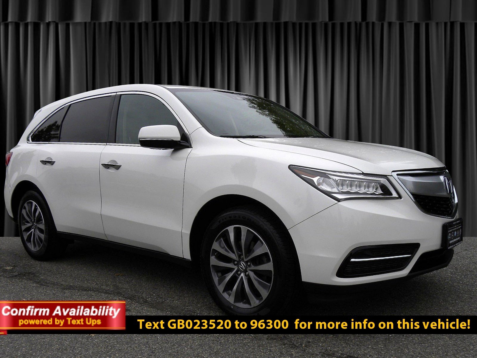 PreOwned Acura MDX L D Sport Utility In Whippany LU - Acura mdx pre owned