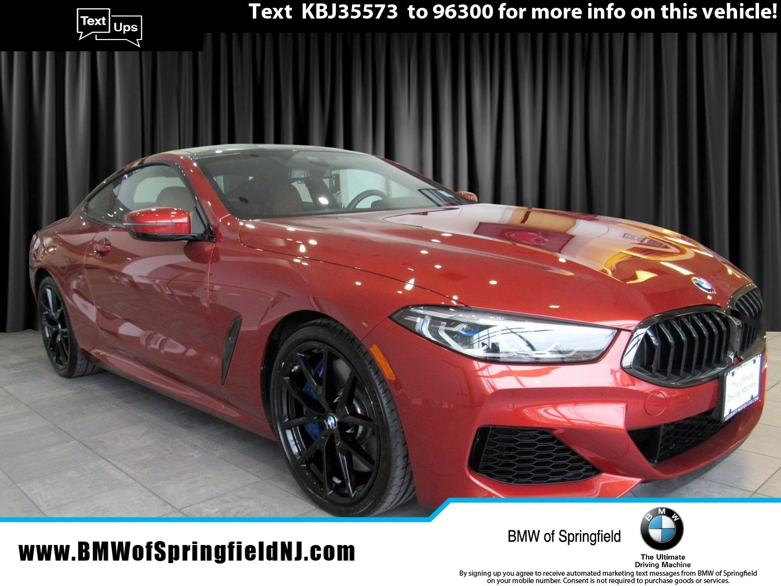 Pre-Owned 2019 BMW 8 Series M850i xDrive