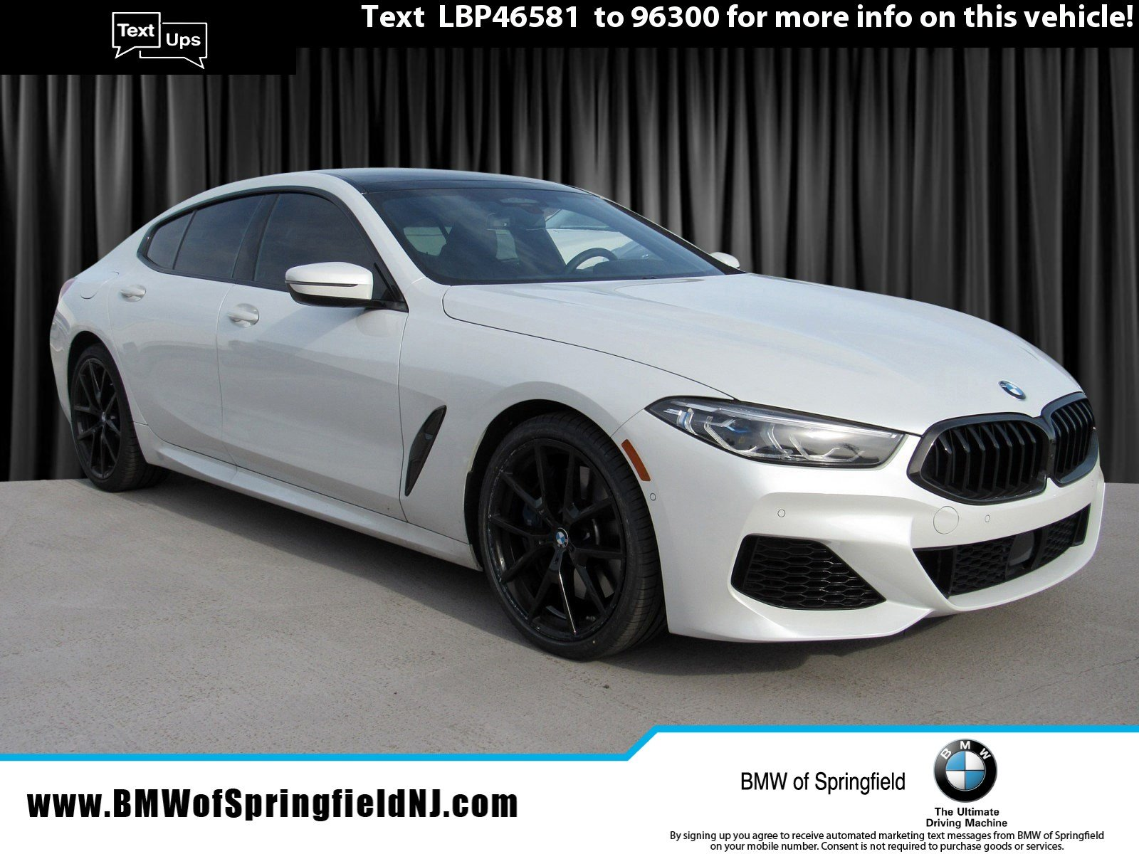 Pre-Owned 2020 BMW 8 Series 840