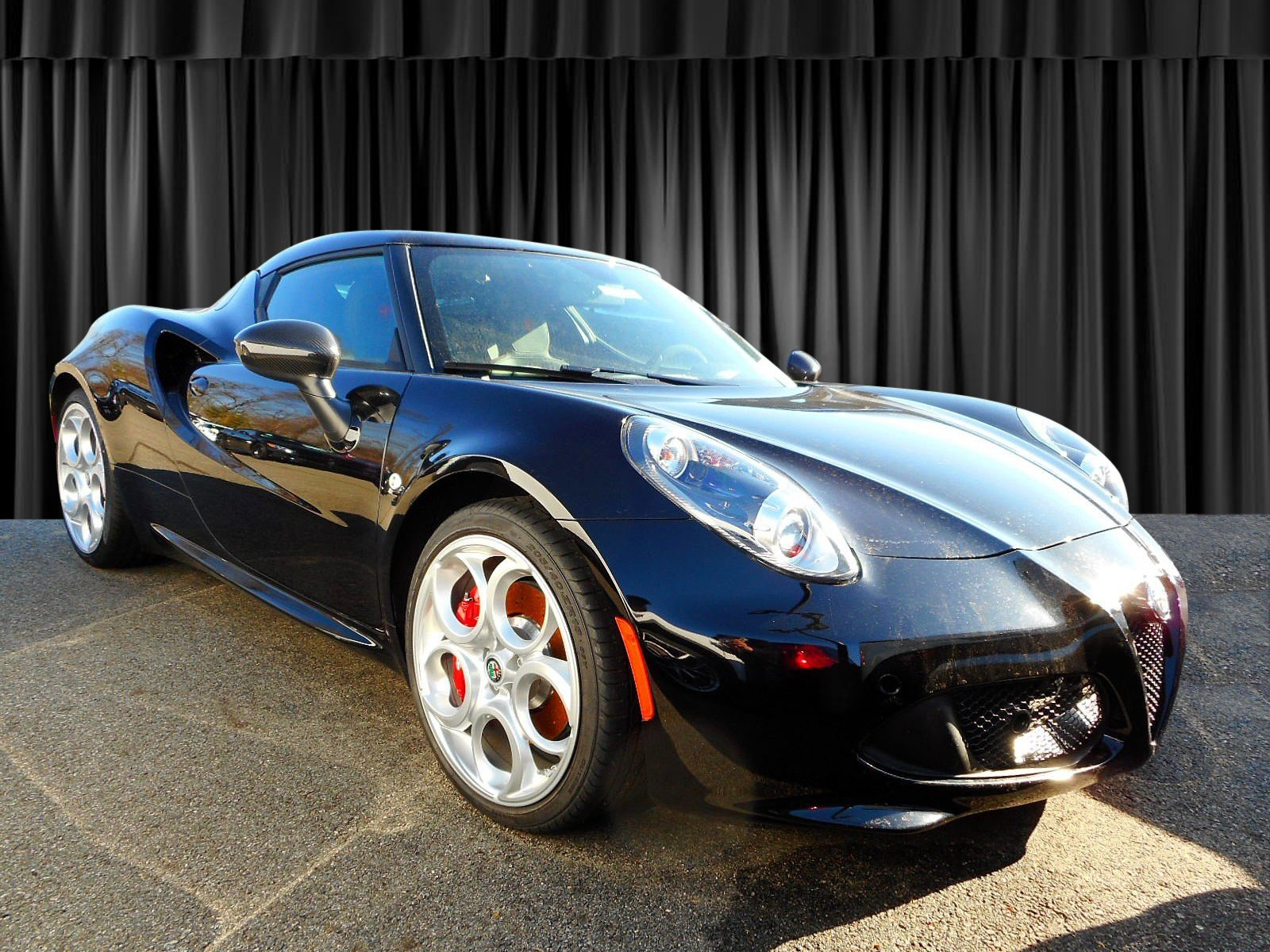 New 2018 Alfa Romeo 4c Coupe Base In Whippany Ia67 Paint Codes