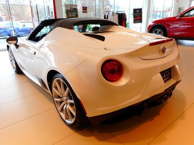 New Alfa Romeo C Spider Base Convertible In Whippany IA - Alfa romeo spider new model